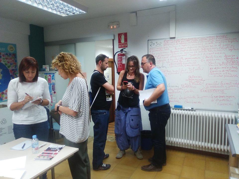Legaintegra participa en un Grupo de Trabajo organizado por el Ayuntamiento de Leganés