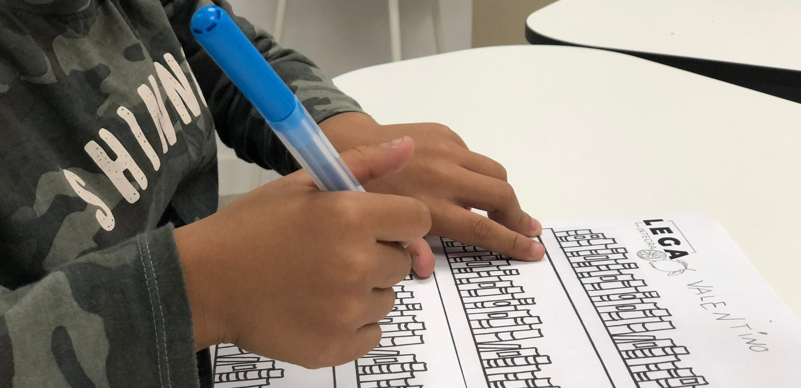 Comienza el taller de Lecto-escritura en Lega Integra