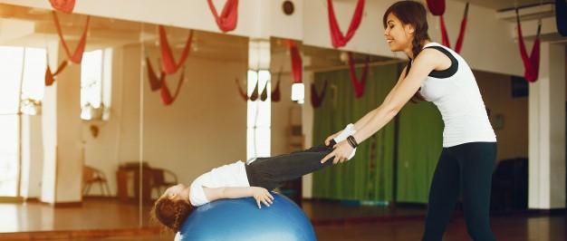 Talleres gratuitos de Pilates para peques y personas adultas