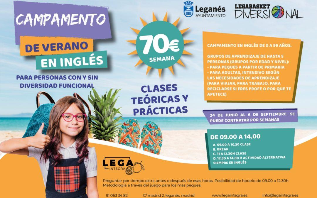 Summer Camp en Lega Integra