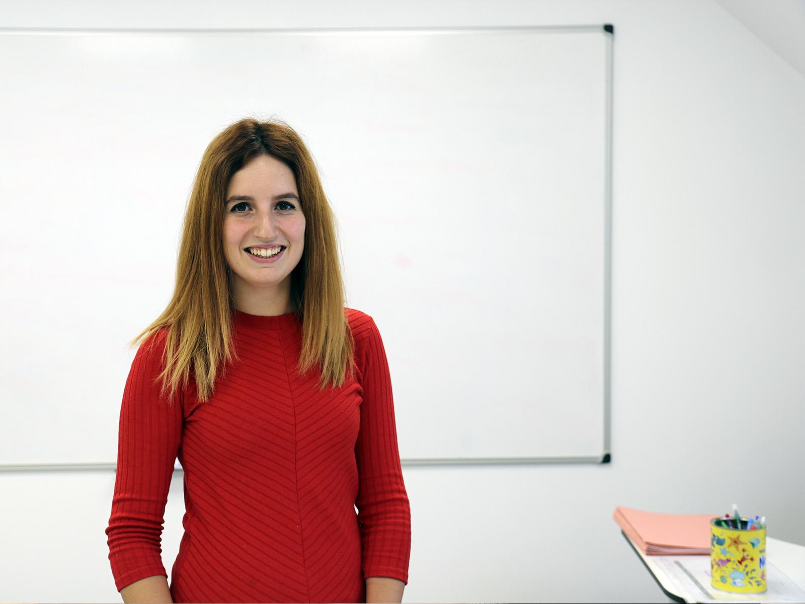 Ana R Sánchez