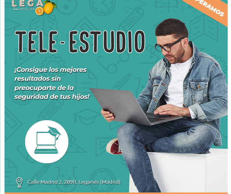 Tele-Estudio en Leganés