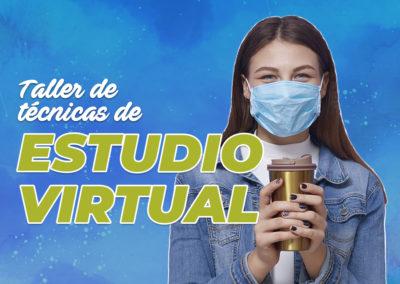 Taller de técnicas de estudio virtual
