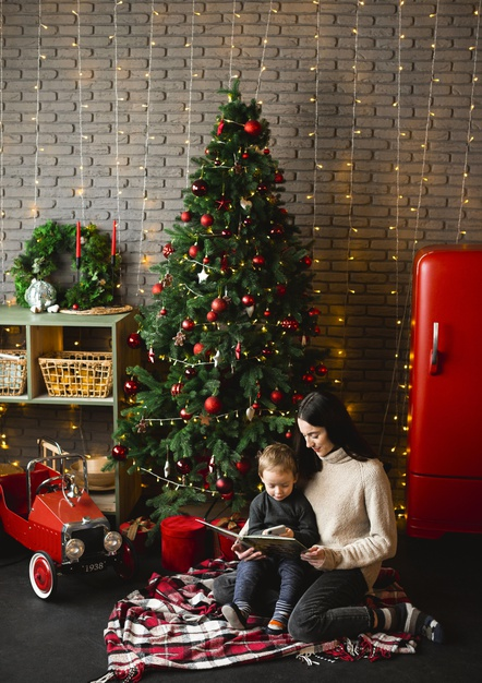 Recomendación de cuentos navideños: