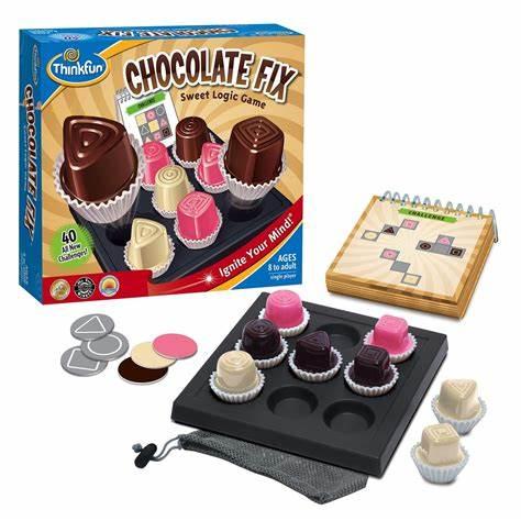 Recomendación de juego: Chocolate Fix