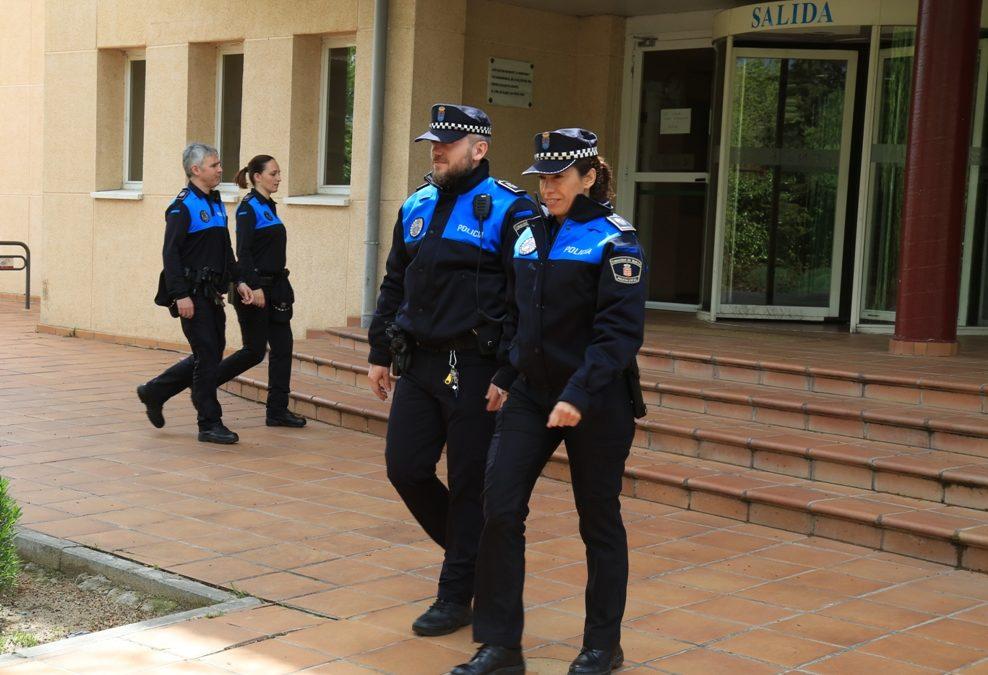 Aprobadas 40 plazas de Policía Local en Leganés